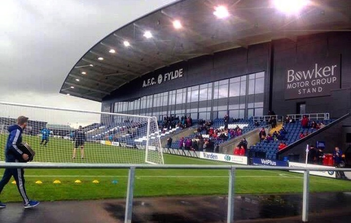 Fylde-ground