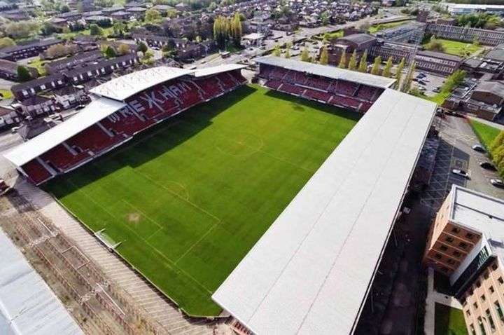 Racecourse-Ground