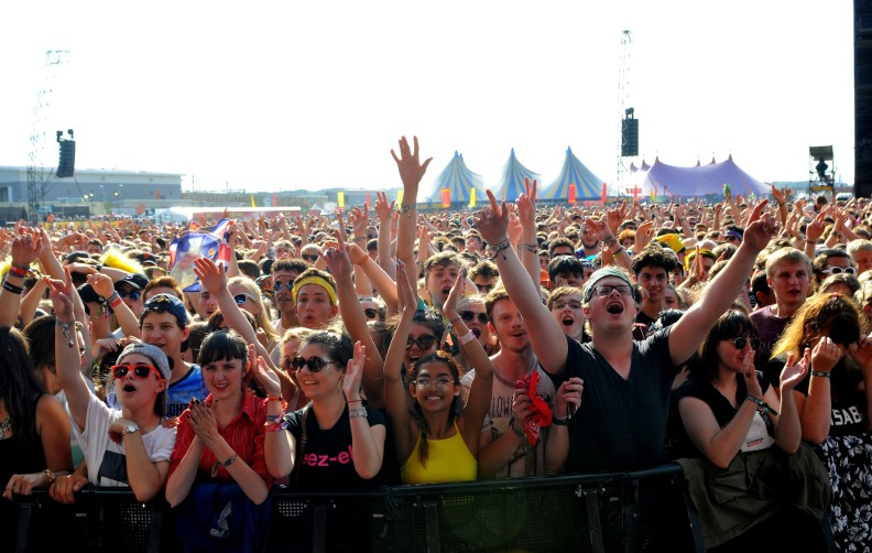 Reading Festival - Day 1