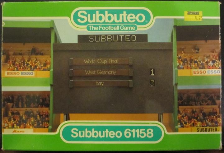 Scoreboard Box