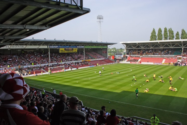 Wrexham_Racehourse Ground