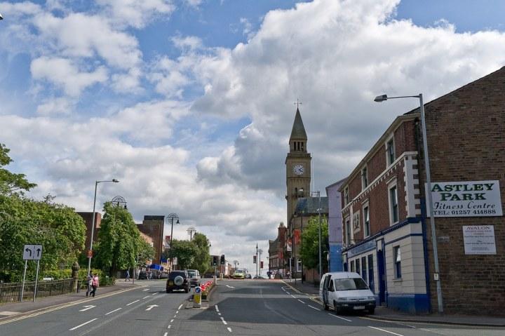 Chorley, Lancashire, England