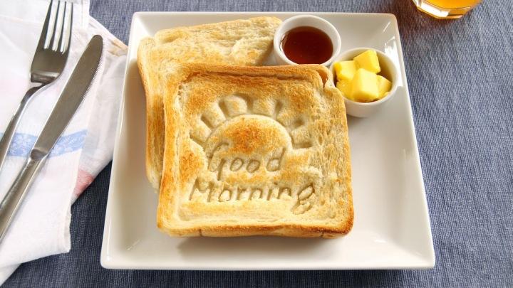 morning breakfast wallpaper