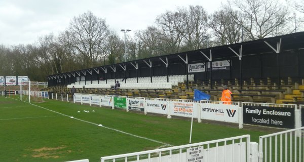 Bromley-Football-Club-Norman-Park-End